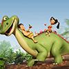Przejażdżka dinozaurem 3D