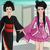 Studio makijażu – Geisha